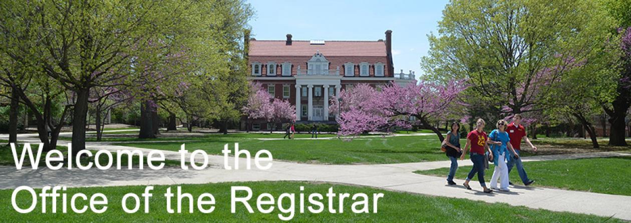 Enrollment Services Center Spring